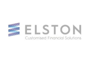 This is an image of the Elston logo.